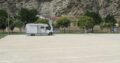 Área autocaravana en Falces «Area de Falces» en, Navarra