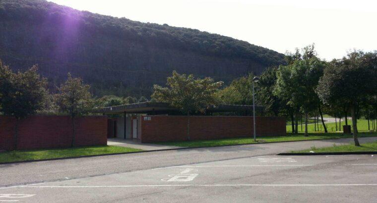 Área autocaravana en Hazas de Cesto «Área de Jesús del Monte» en, Cantabria