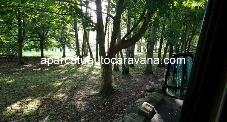 Área autocaravana en Errentería «Área de Listorreta» en, Gipuzkoa