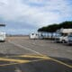 Área autocaravana en Gijón «Área de El Arbeyal» en, Asturias