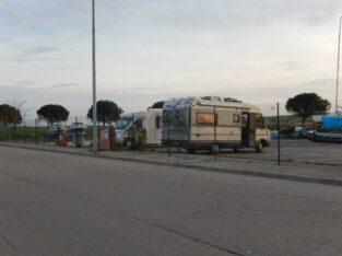 Área autocaravana en Camargo «Área de Marina-Santander» en, Cantabria