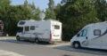 Área autocaravana en Sopela «Área de Sopela» en, Bizkaia