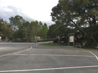 Área autocaravana en Arizcun «Area de Ordoki» en, Navarra