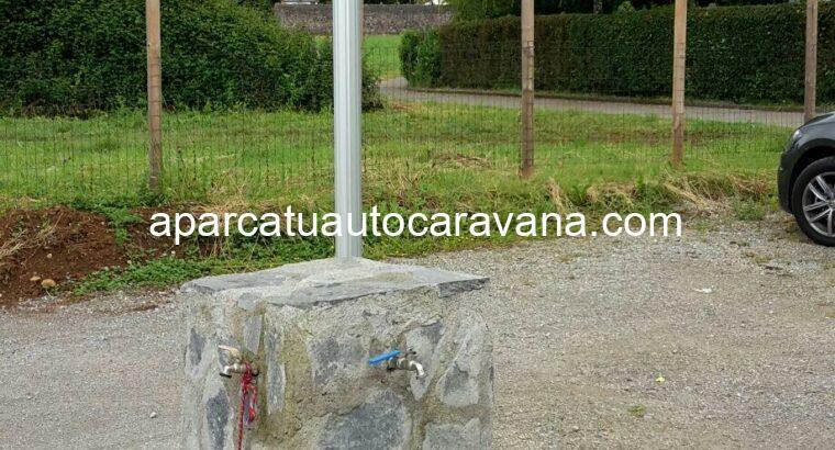 Área autocaravana en Gautegiz-Arteaga «Área de Gautegiz-Arteaga» en, Bizkaia