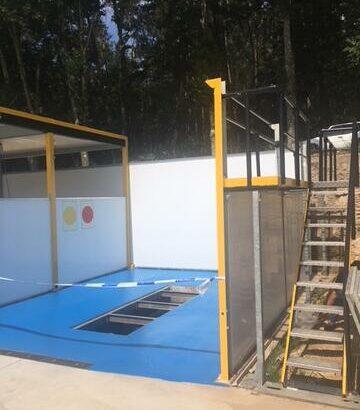 Área autocaravana en Caldas de Reis «Área de CRP – Caldas de Reis» en, Pontevedra