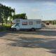 Área autocaravana en Cirauqui «Parking de Cirauqui» en, Navarra