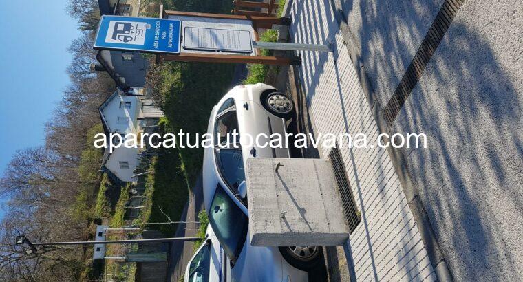 Área autocaravana en Tineo «Área de Tineo» en, Asturias