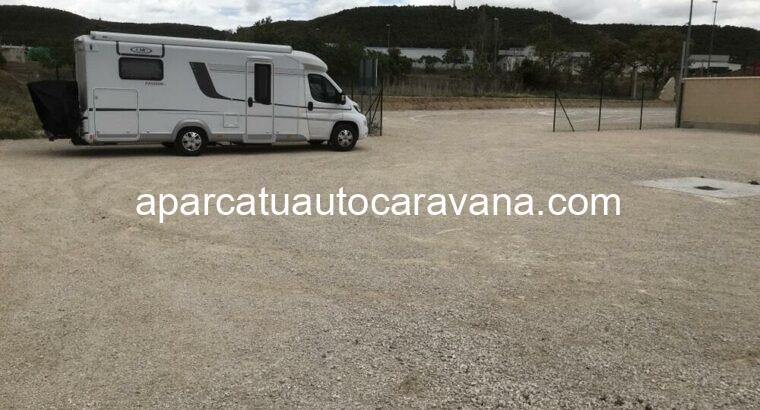 Área autocaravana en Carcastillo «Área de Carcastillo» en, Navarra