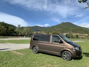 Área autocaravana en Fiscal «Área de Ordesa Pirineos» en, Huesca