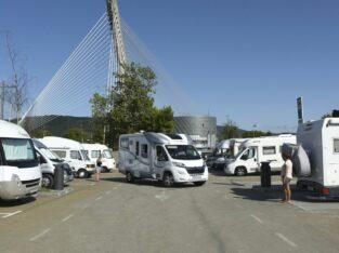 Área autocaravana en Pontevedra «Área de Tafisa» en, Pontevedra