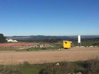 Área autocaravana en Cumbres Mayores «Área del Cercao Largo» en, Huelva