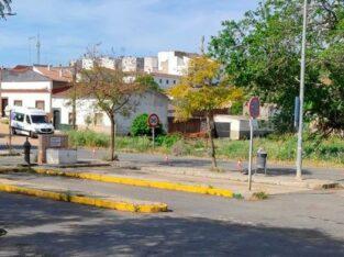 Área autocaravana en Valverde del Camino «Área de Valverde del Camino» en, Huelva