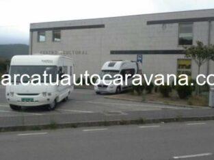 Área autocaravana en Ponteceso «Área de Ponteceso» en, A Coruña
