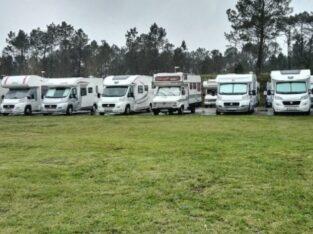 Área autocaravana en Mazaricos «Área de Mazaricos» en, A Coruña