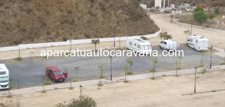 Área autocaravana en Sanlúcar de Guadiana «Área de Sanlúcar de Guadiana» en, Huelva