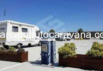 Área autocaravana en A Coruña [Marina] «Área de Marina-Coruña» en, A Coruña