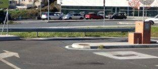 Área autocaravana en Santiago de Compostela «Area de Salgueiriños» en, A Coruña