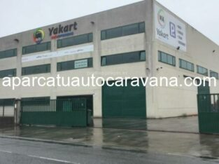 Área autocaravana en Narón «Área de Yakart-Narón» en, A Coruña