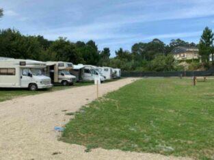 Área autocaravana en Sanxenxo [Autocamper] «Autocamper Sanxenxo» en, Pontevedra
