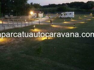 Área autocaravana en A Pobra de Caramiñal «Apartadiño Camper Park» en, A Coruña