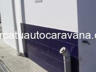 Área autocaravana en Carral «Area de Carral-Repsol» en, A Coruña