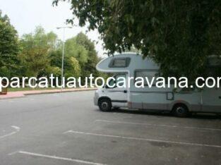 Área autocaravana en Sanxenxo [Anduriña] «Área de Anduriña» en, Pontevedra