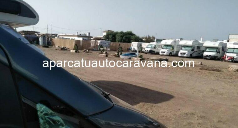 Área autocaravana en Vejer de la Frontera «Parking de la Asociación Pachamama» en, Cádiz