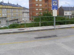 Área autocaravana en Burela «Área de Burela» en, Lugo