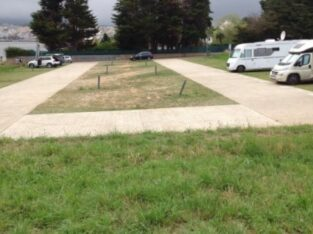 Área autocaravana en San Cosme de Barreiros «Área de Barreiros» en, Lugo