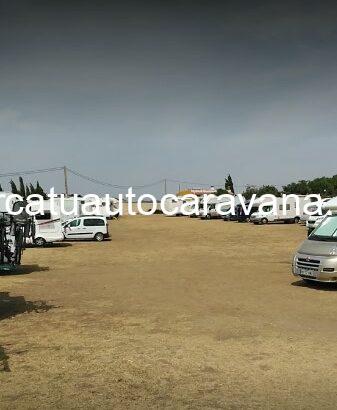 Área autocaravanas Tarifa Bolonia «Área de Tarifa-Bolonia» en, Cádiz