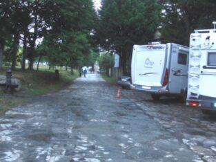 Área autocaravana en Palas de Rei «Área de Palas de Rei» en, Lugo