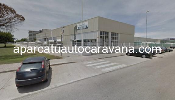 Área autocaravana en Jerez de la Frontera [WebCaravan] «Parking de WebCaravan» en, Cádiz