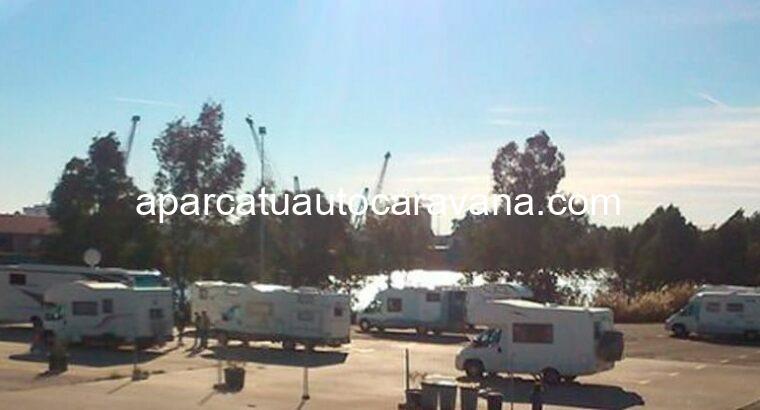 Área autocaravana en Sevilla «Área Autocaravanas Sevilla» en, Sevilla