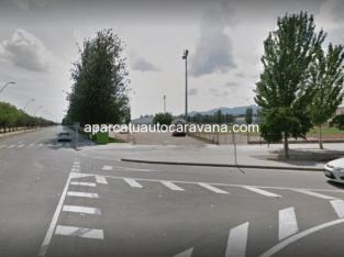 Área autocaravana en Amposta «Parking para Autocaravanas de Amposta» en, Tarragona