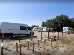 Área autocaravana en Béjar «Béjar Caravan Park» en, Salamanca