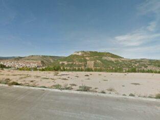 Área autocaravana en Ademuz «Área de Ademuz» en, Valencia