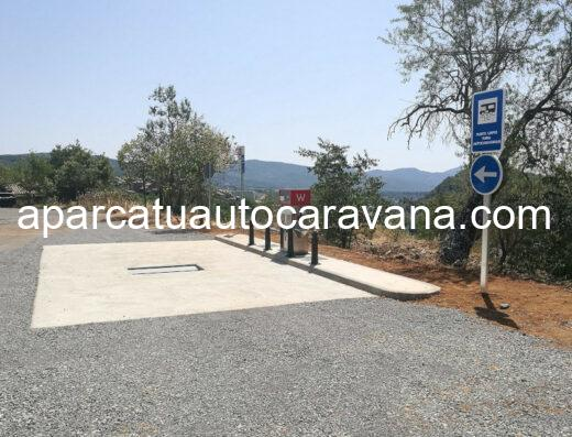 Área autocaravana en Benasque «Area de Low Cost-24» en, Huesca