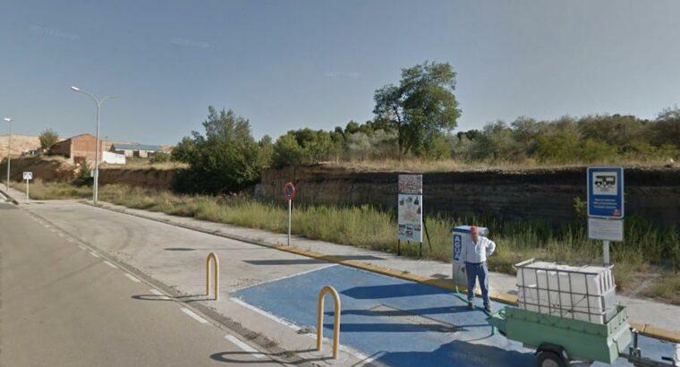 Área autocaravana en Andorra «Área de Andorra» en, Teruel