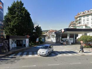 Área autocaravana en Baiona «Área de Montereal» en, Pontevedra