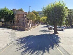 Área autocaravana en Cabezuela del Valle «Parking de La Pesquerona» en, Cáceres