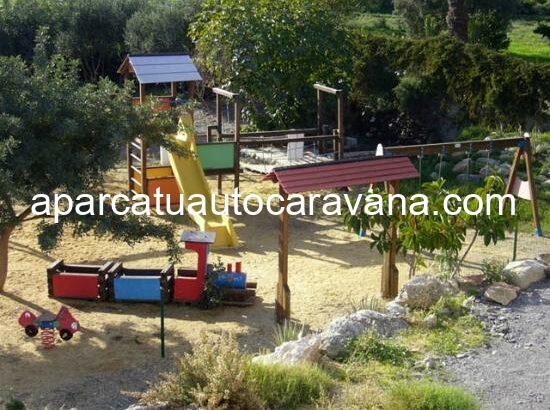 Área autocaravana en Mojácar «Área de Camping Sopalmo» en, Almería