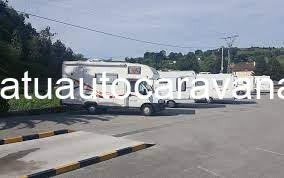Área autocaravana en Argomilla «Área de Argomilla» en, Cantabria