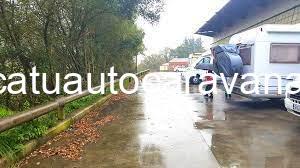 Área autocaravana en Taramundi «Area de Taramundi» en, Asturias