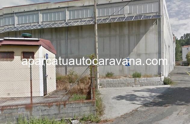 Área autocaravana en Entrimo «Area de Entrimo» en, Ourense