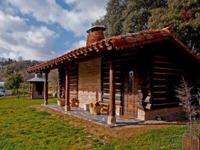 Área autocaravana en Artaza «Área del Camping Artaza» en, Navarra