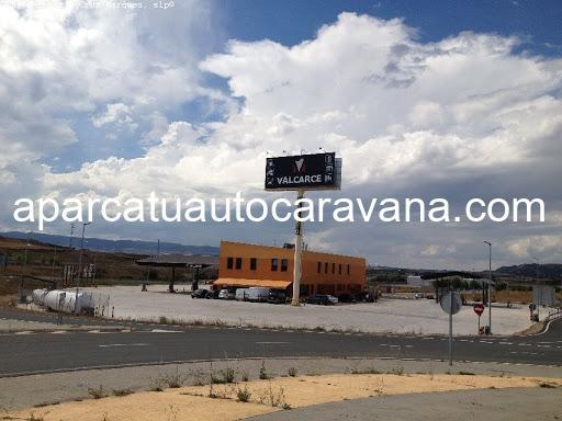 Área autocaravana en Hormilla «Área de Hormilla» en, La Rioja