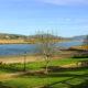 Área autocaravana en Valga «Área de la Playa Fluvial Vilarello» en, Pontevedra