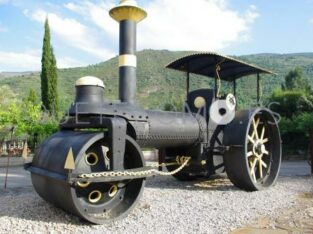 Área autocaravana en Vilamartín de Valdeorras «Área del Complejo Paladium» en, Ourense