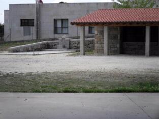 Área autocaravana en A Peroxa «Area de A Peroxa» en, Ourense