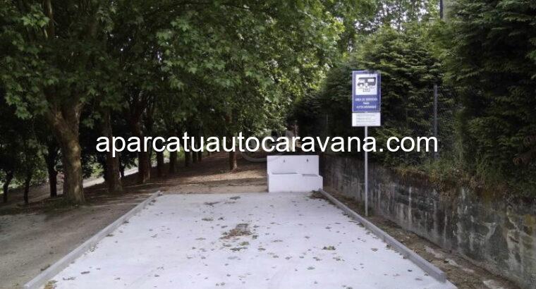 Área autocaravana en Ribadavia «Área de Ribadavia» en, Ourense
